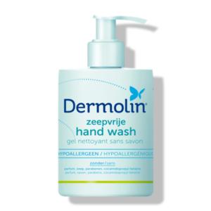 Dermolin zeepvrije hand wash 200 ml