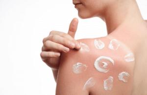Effect van zon op je huid