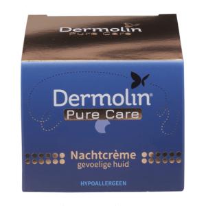 Nachtcreme gevoelige huid hypoallergeen