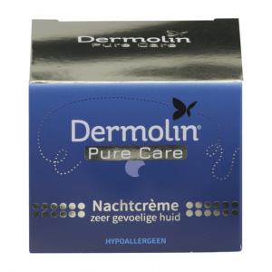 Nachtcrème zeer gevoelige huid hypoallergeen