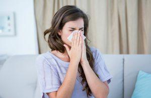 Verband hooikoorts en huidaandoeningen