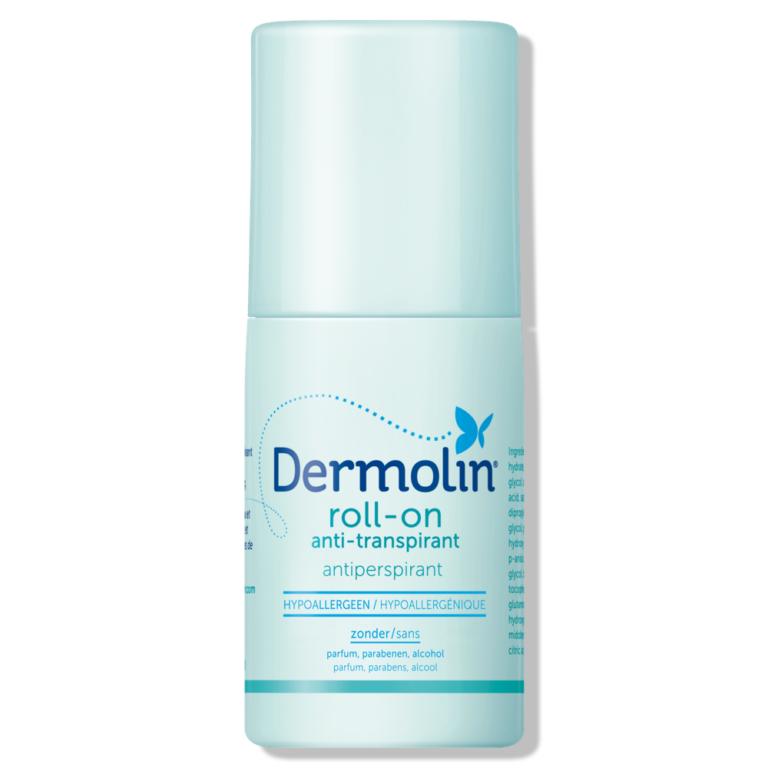 Dermolin anti-transpirant roll-on